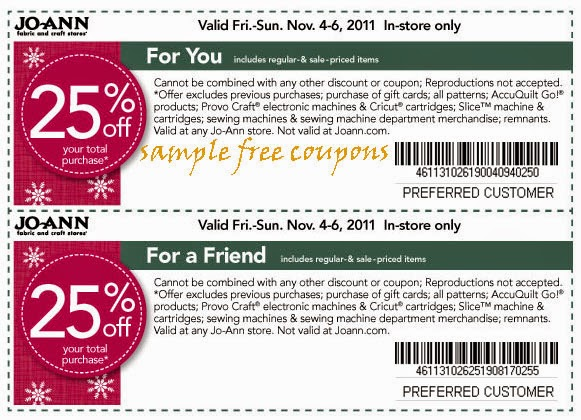 Joann mobile coupon / Claritin coupons