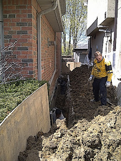 basement flooding Foundation waterproofing Toronto Scarborough