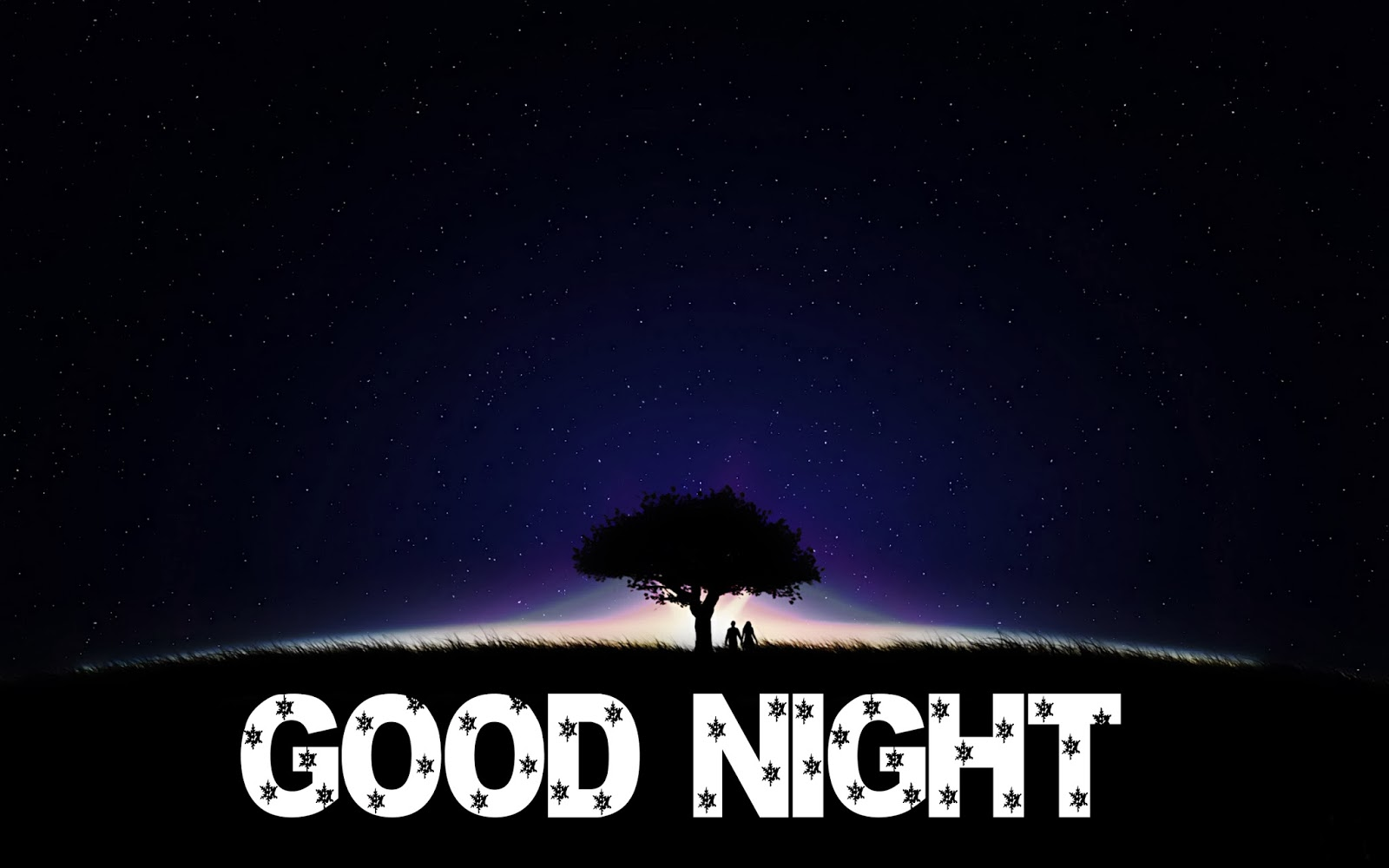 Good-Night-Wishes-Image-Of-Black-Night-HD