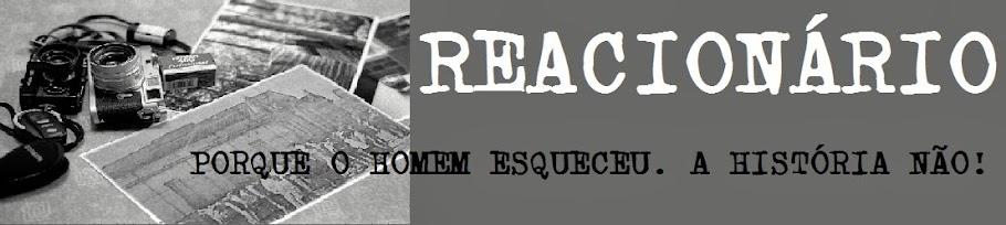 REACIONÁRIO