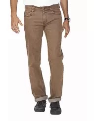 Amazon : Buy Flags Dark Khaki Super Stretch Men's Jeans For Rs.825 only – Buytoearn