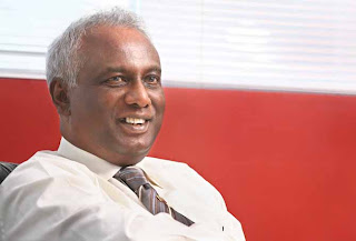 Jayantha Dharmadasa nominated for SLC presidency