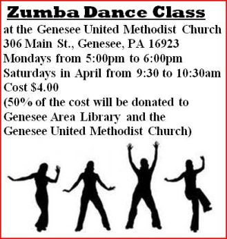 Zumba Dance Class
