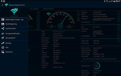 Network Signal Info Pro v3.02.03 Apk