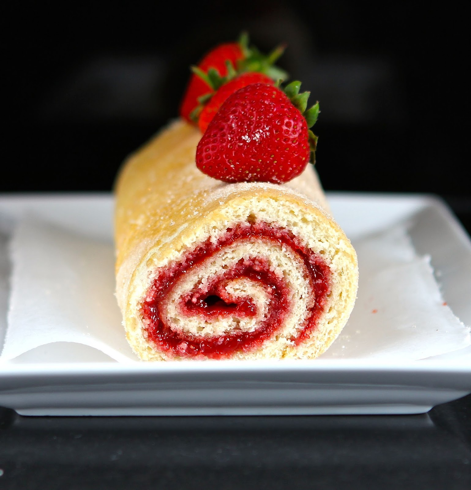 Gluten Free Cake Mix Roll Recipe