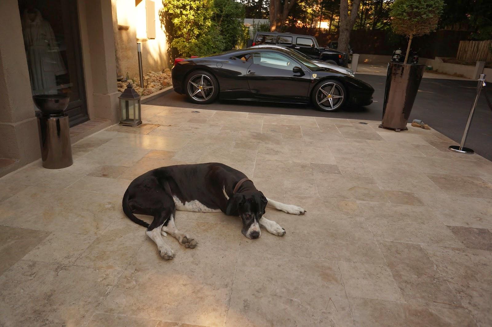 Сен Тропе Ferrari
