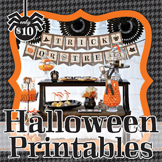 Halloween Printable Collection by Belly Feathers