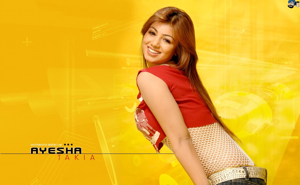 Hot! ayesha takia in swimsuit thats