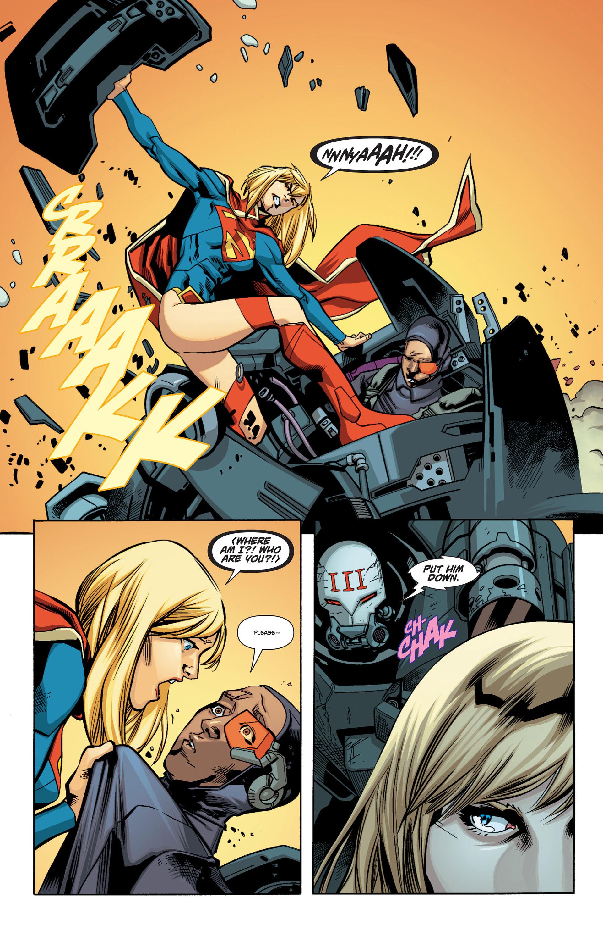 Supergirl (2011) Issue #1 #3 - English 20