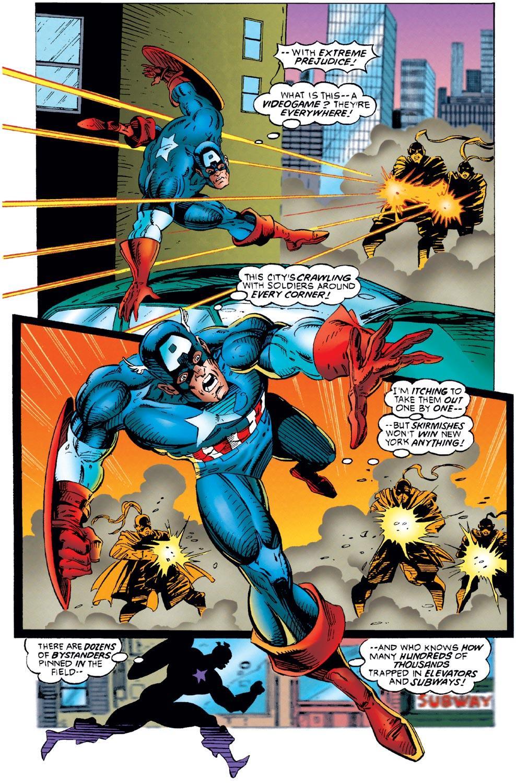 Captain America (1968) Issue #449 #403 - English 15