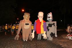 Viralatas do Samba 2012
