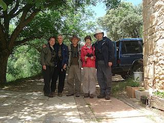 A través del P. N. del Alto Ebro