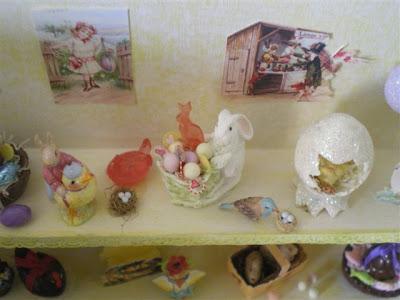 Miniature,Pâques,Pascale GARNIER,AJAPM