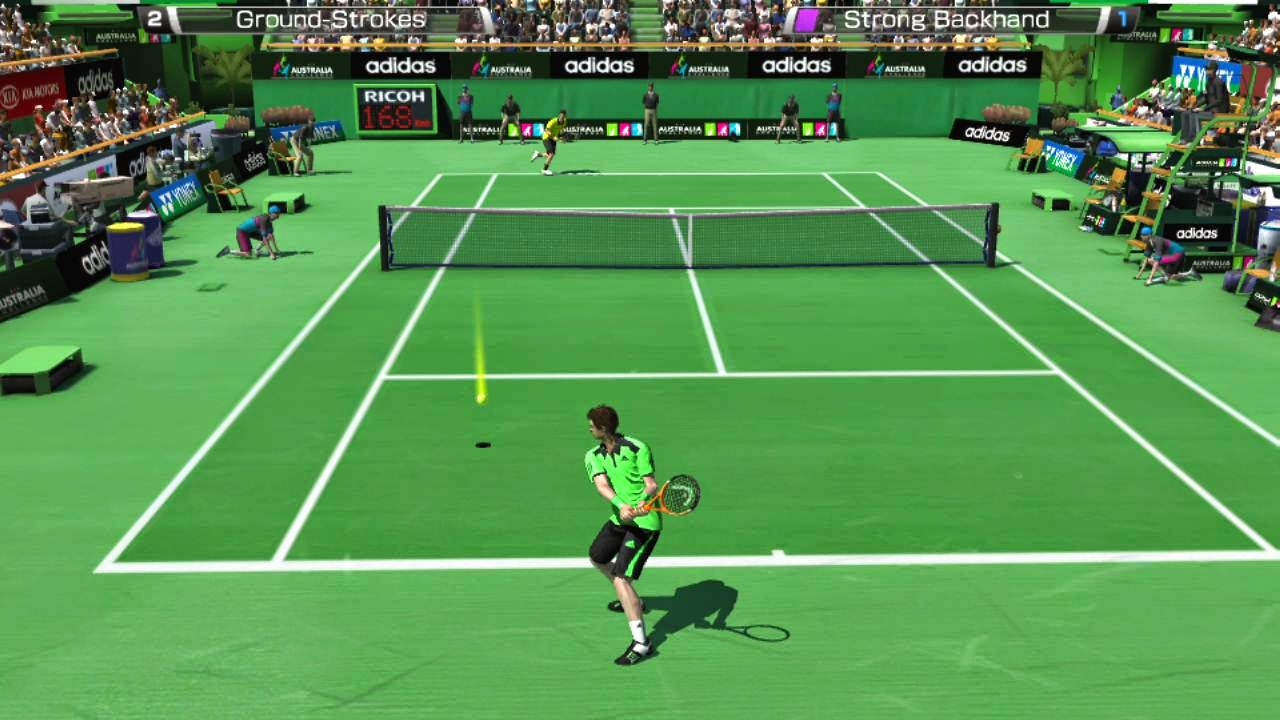 Tennis games online picture 40