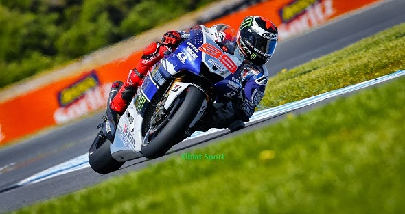 Hasil Kualifikasi MotoGP Phillip Island Australia 2013
