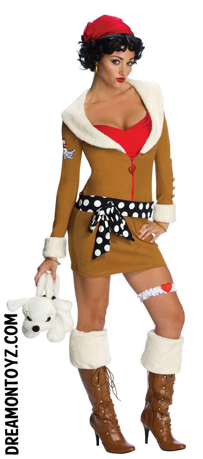 sexy betty boop costume - photo #8