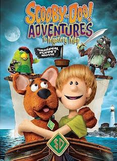 Las Aventuras de Scooby-Doo: El Mapa Misterioso Poster