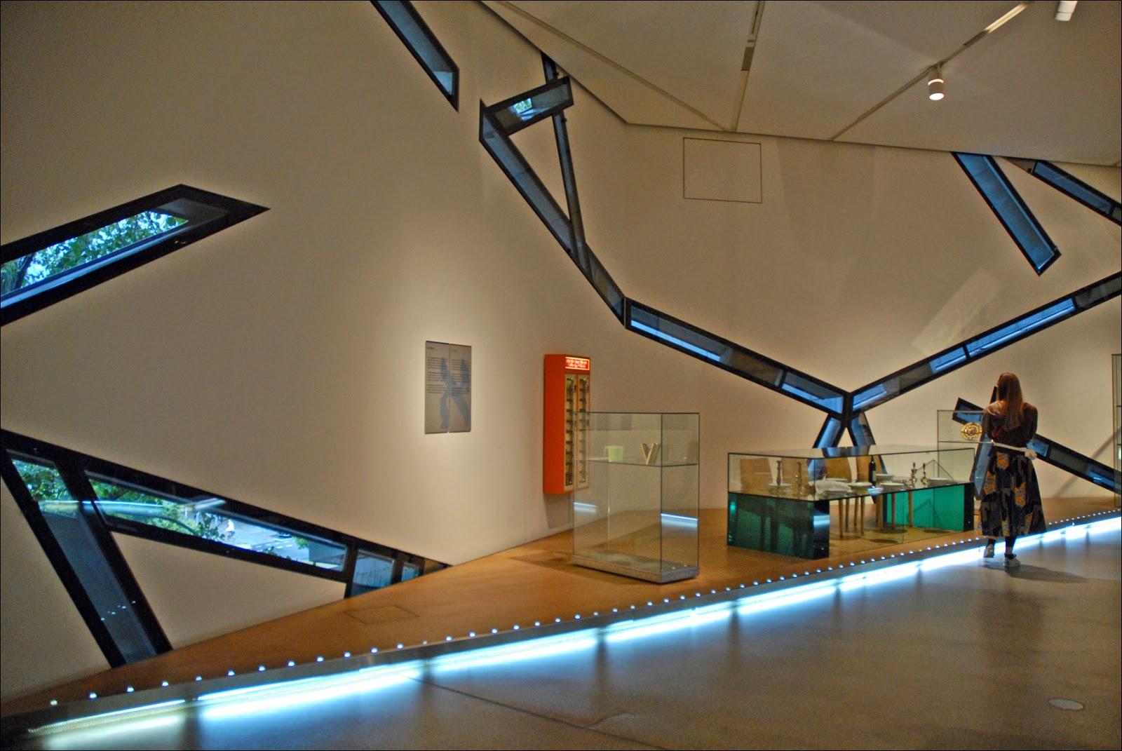 Histoire des arts le mus e juif de berlin for Architecture interieur bruxelles