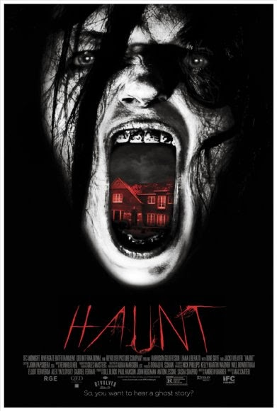 Capa Download – Haunt – HDRip (2014)