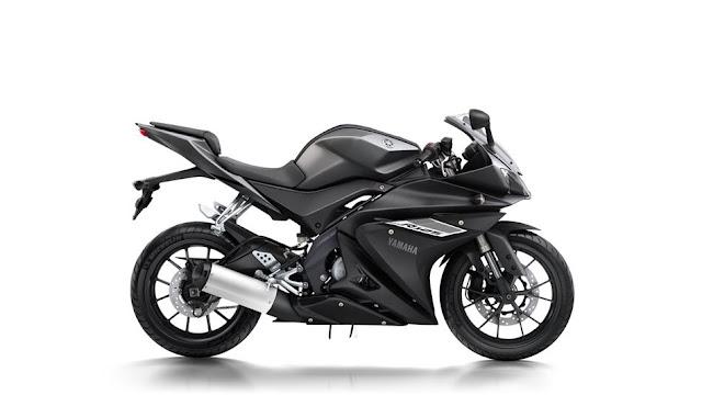 Spesifikasi Yamaha YZF-R125