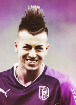Stephan El Shaarawy Smile Hairstyles Picture