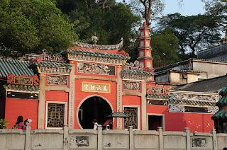 Tempat Wisata Di Macau - A-Ma Temple