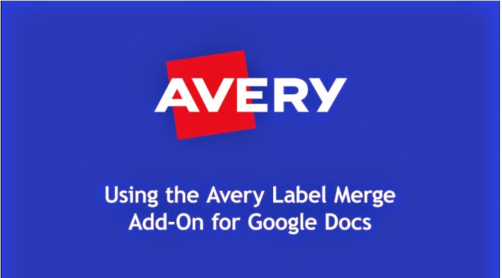 Google Docs Add Ons Avery Label Templates Technog