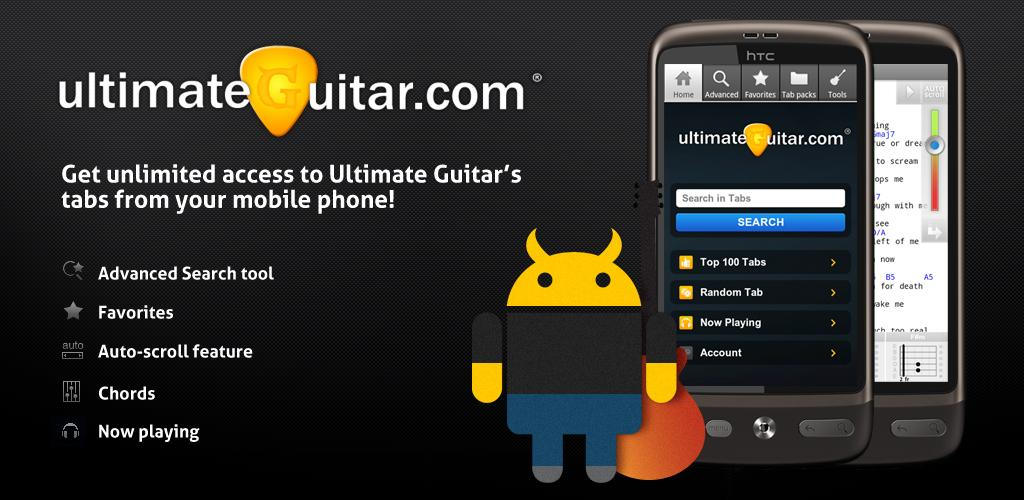 Ultimate Guitar Tabs v1.4.3 Apk For Android - os-xp on blogspot