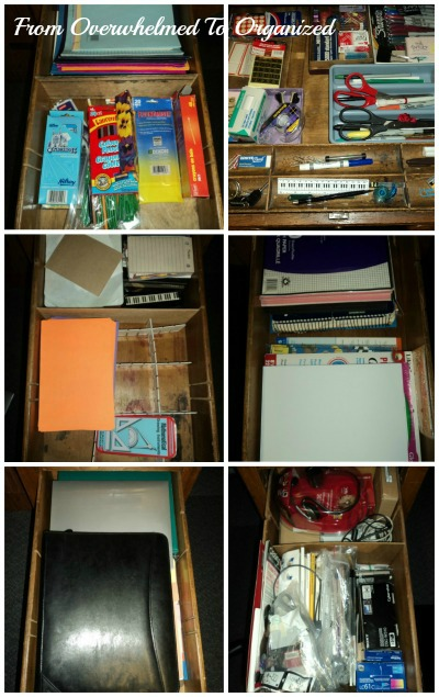 organizing office desk. From Overwhelmed To Organized: \ Organizing Office Desk O