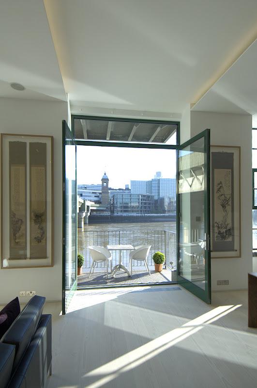 Interiores minimalistas apartamento minimalista con for Apartamentos minimalistas
