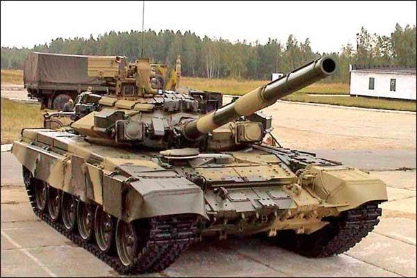 Silenciador de un tanque