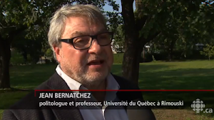 Jean Bernatchez, Ph.D.