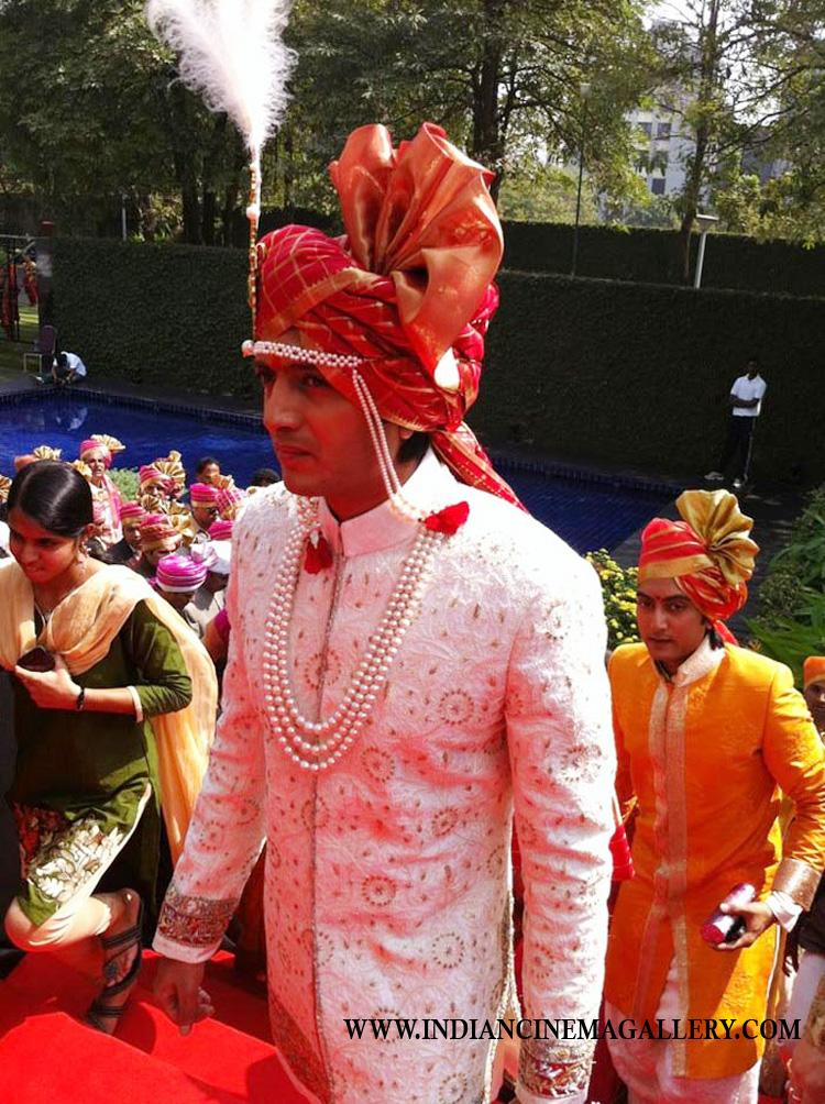 IMAGE WORLD Genelia Ritesh Wedding Beautiful Pictures Amp Videos