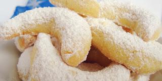Resep Kue Kering Kue Putri Salju