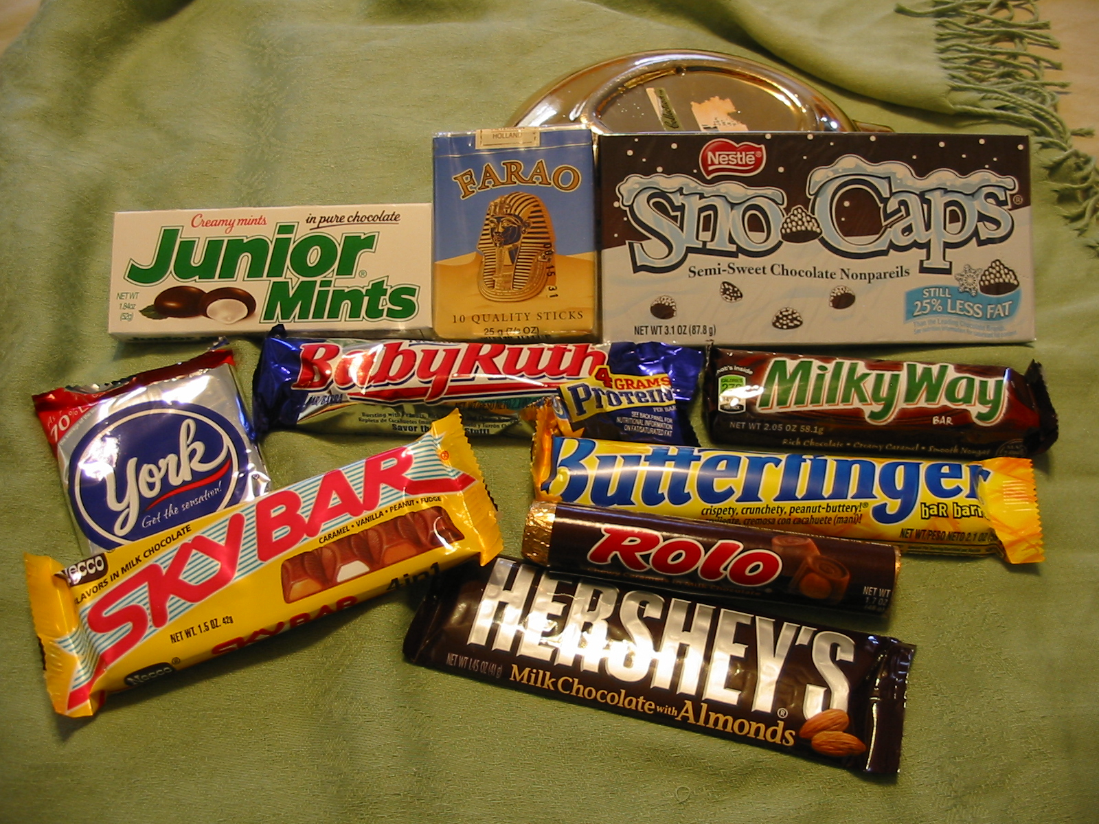 The Chocolate Cult: Old Time Candy Part 4