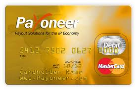 How can i get Payoneer prepaid Mastercard for free