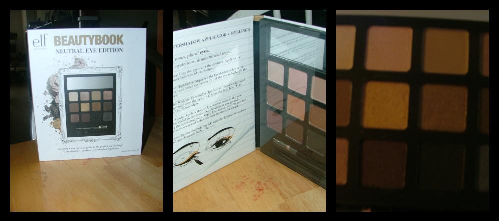 Elf beauty book neutral eye edition