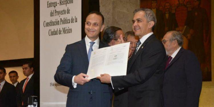 PROYECTO DE CONSTITUCIÓN POLÍTICA DE LA CIUDAD DE MÉXICO