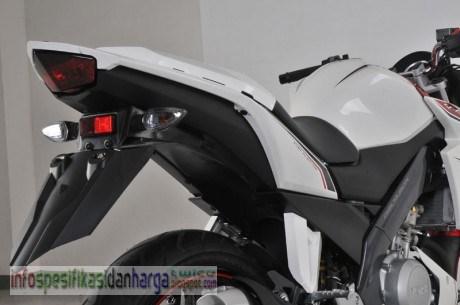Harga 5 Aksesoris Yamaha Vixion Lightning Motor Terbaru 2012