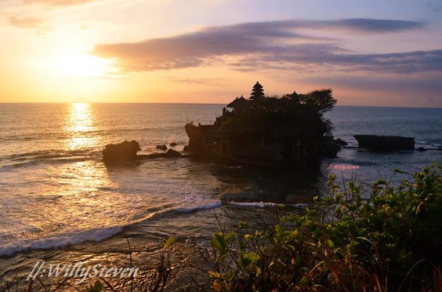 Profiter du coucher du soleil 5 endroits préférés à Bali