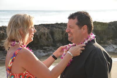 Anniversary in Hawaii