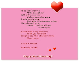 Daughter valentines day from for mother poem 19 Adorable