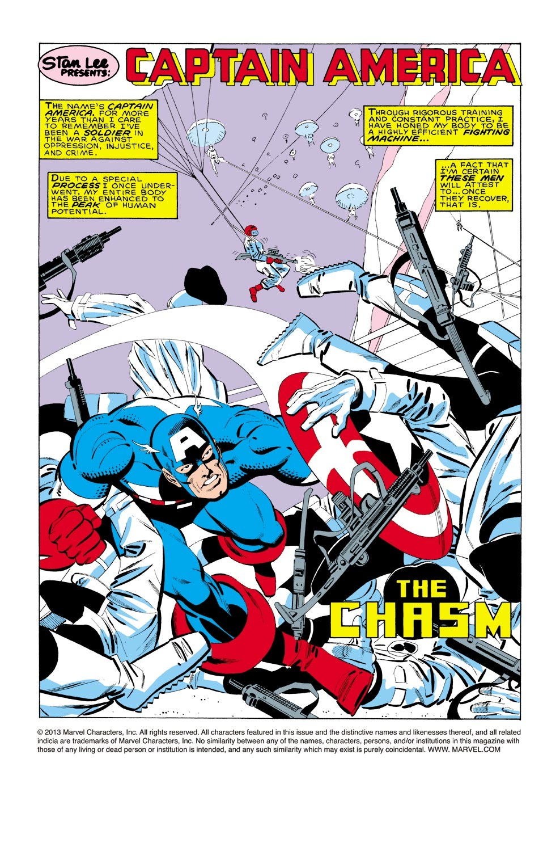 Captain America (1968) Issue #322 #250 - English 2