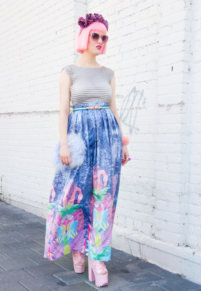 maxi skirt, blogger look, street style