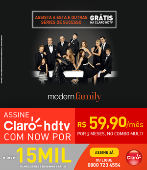 INFORMATIVO CLARO TV
