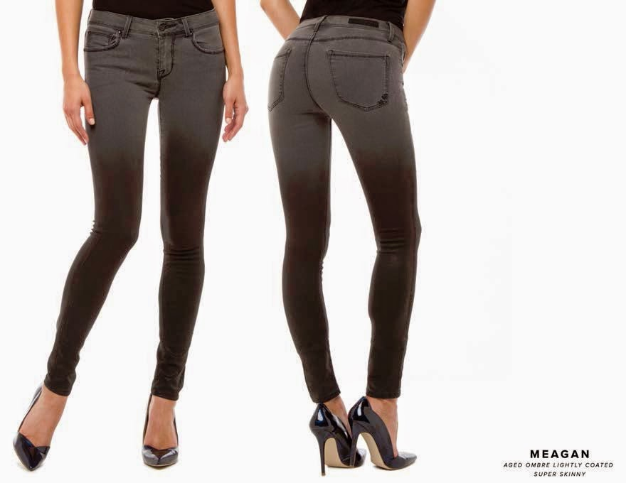 Carsen Vintage Super Skinny Soft Stretch