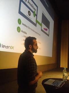 leanIX presents in DevOps track at Germany's largest developer conference