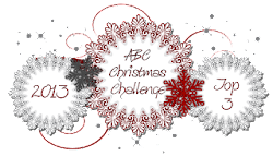 Top 3 bei ABC Christmas Challenge / Januar 2013