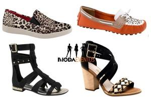 Novos modelos Azaléia verão 2015