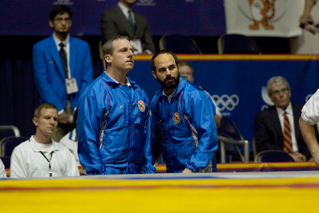 foxcatcher-steve carell-mark ruffalo